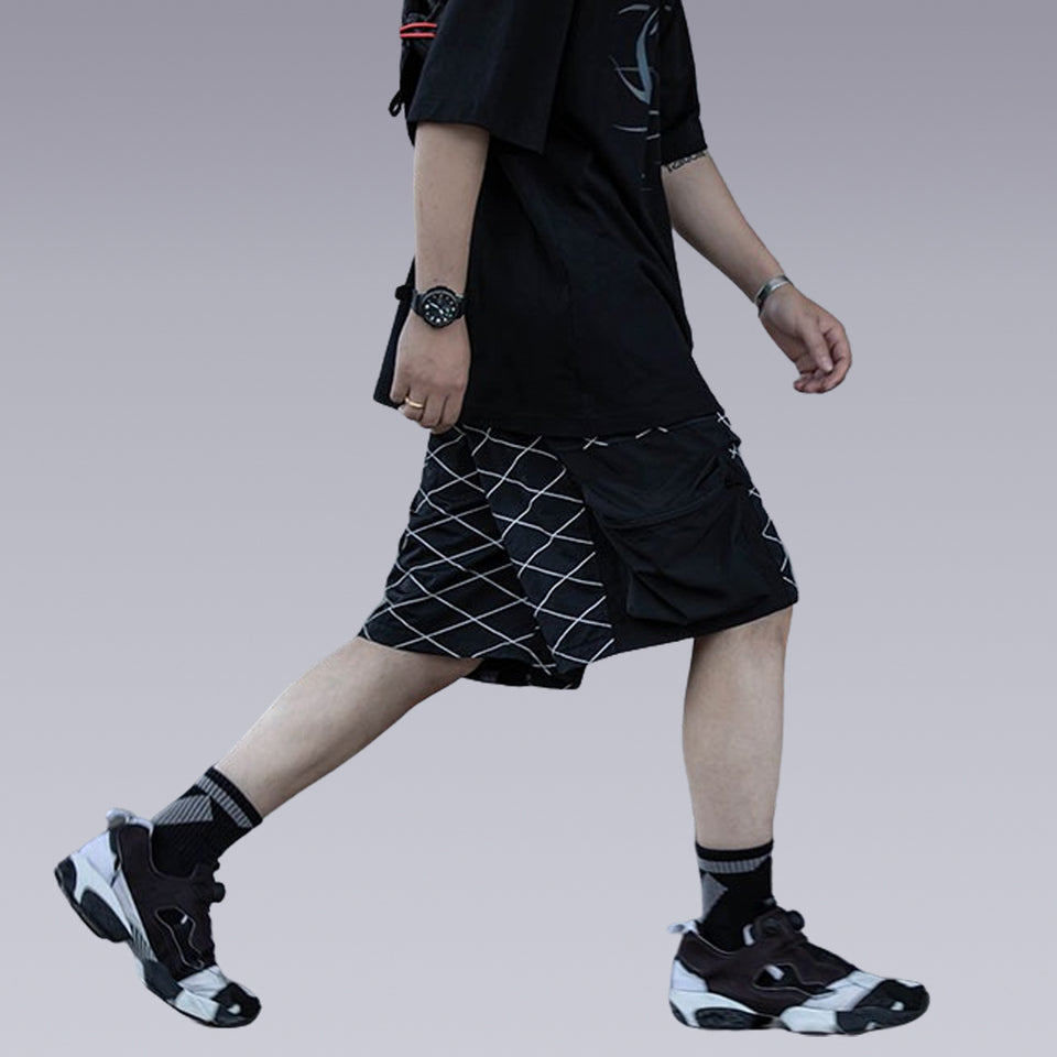 techwear shorts