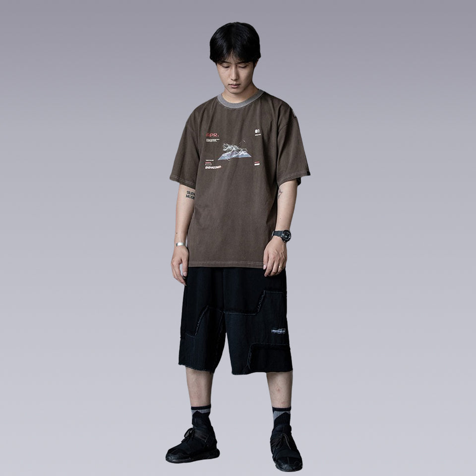 techwear t-shirt