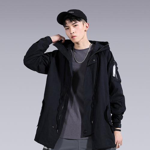 techwear jackets