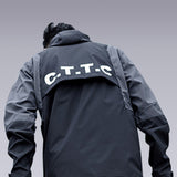 CATSSTAC  HOODED JACKET