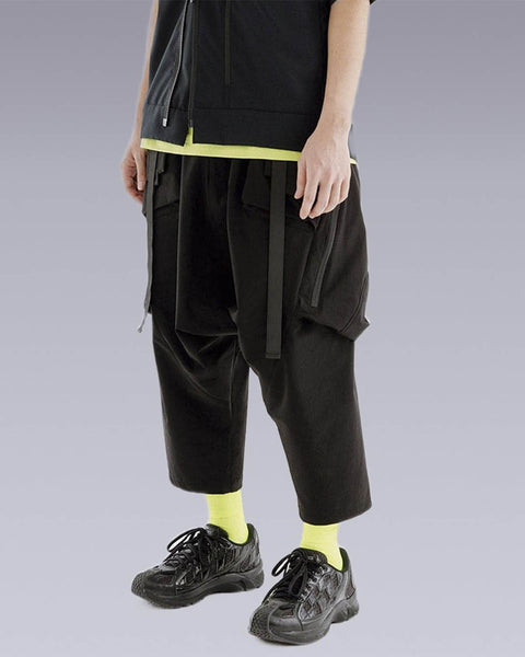 NOSUCISM CROPPED PANTS