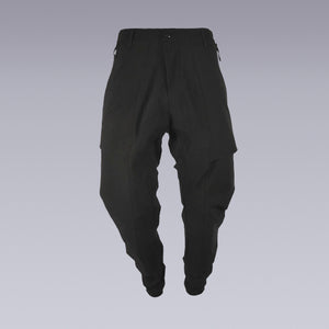 NOSUCISM MOLE BLACK PANTS
