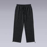 Silenstorm Plaid Pants