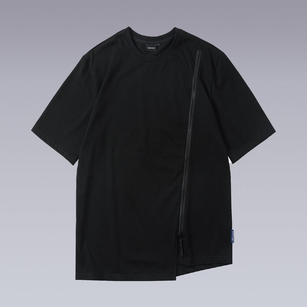 shirt with zippers on the side