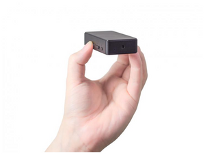 Mini Battery-Powered Pinhole Spy Camera with Motion Detection 720p HD