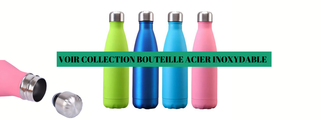 bouteille inox ecologie