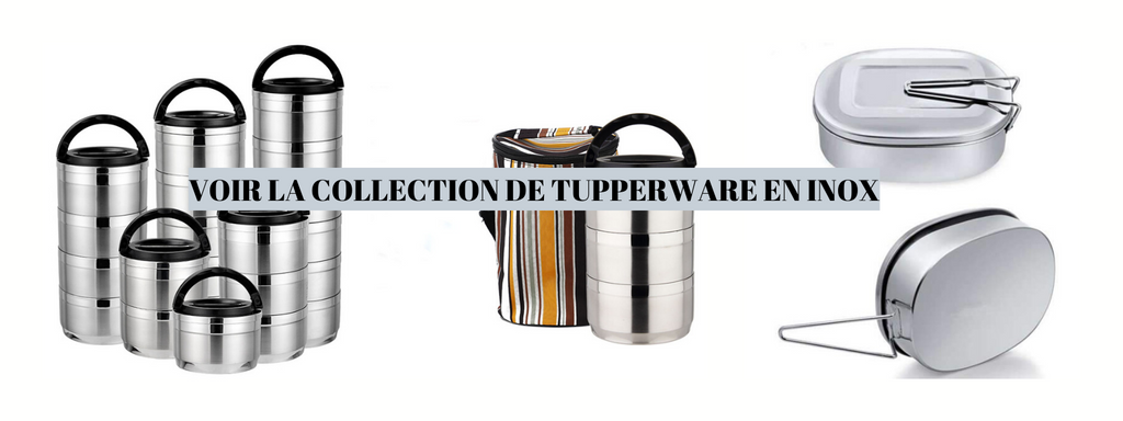 tupperware inox