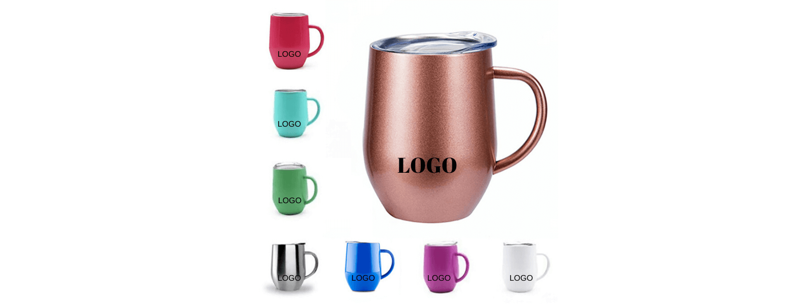 Mugs isothermes personnalisable