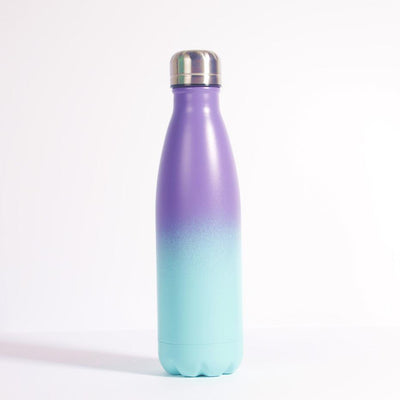 Bouteille inox <br> Violet turquoise | Inox Ecologie