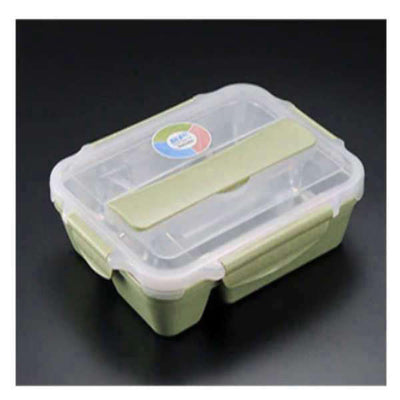 Tupperware Inox <br> 5 compartiments | Inox Ecologie