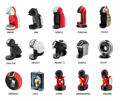 Capsule nespresso réutilisable <br> Dolce gusto | Inox Ecologie