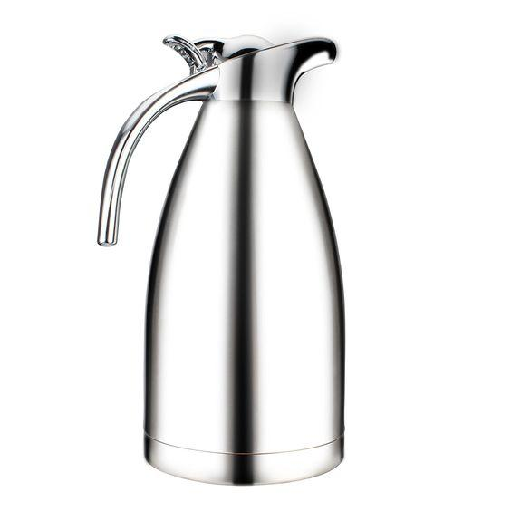 Thermos isotherme <br> 1.5 Litre gris - Inox Ecologie