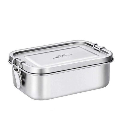 Lunch box inox 1400 ml - Inox Ecologie