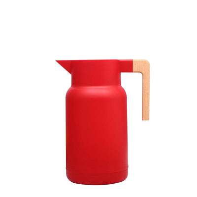 Thermos isotherme <br> 1000 Ml Rouge - Inox Ecologie