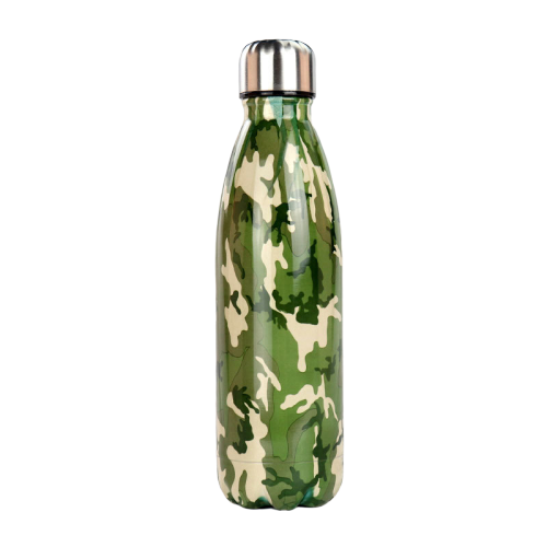 Bouteille inox <br> Militaire | Inox Ecologie