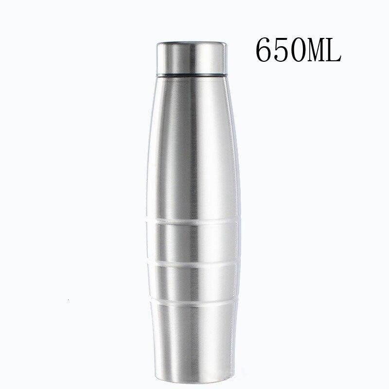 Bouteille inox <br> Isotherme 650 ml | Inox Ecologie
