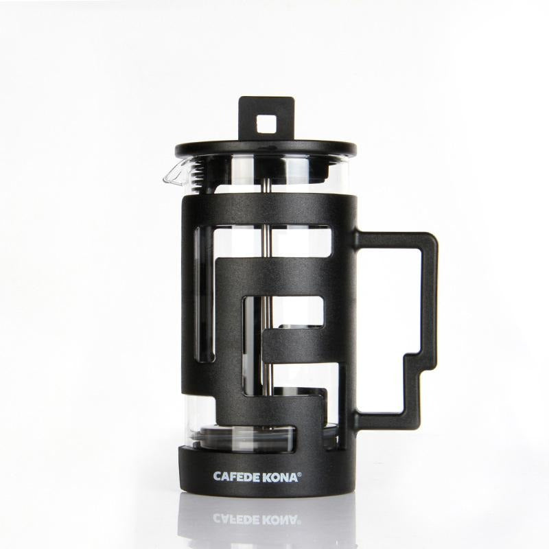 Cafetière à piston <br> Design 350 ml | Inox Ecologie
