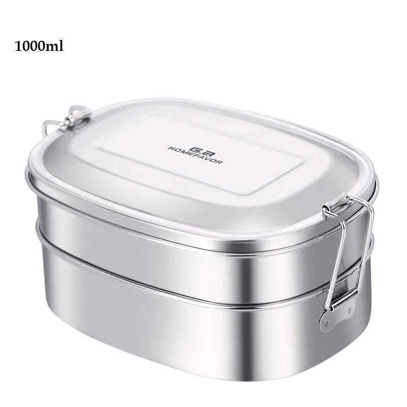 Lunch box inox 1000 ml