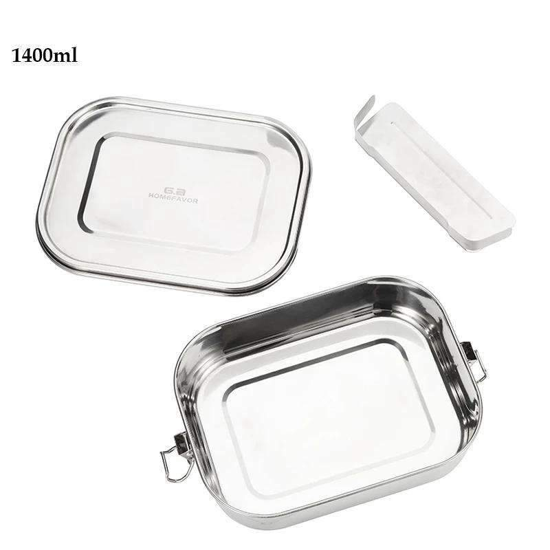 Lunch box inox 1400 ml