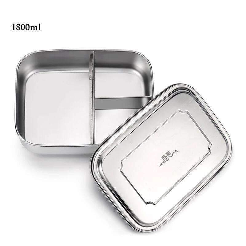 Lunch box inox 1800 ml