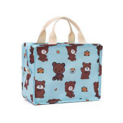 Sac lunch box isotherme femme