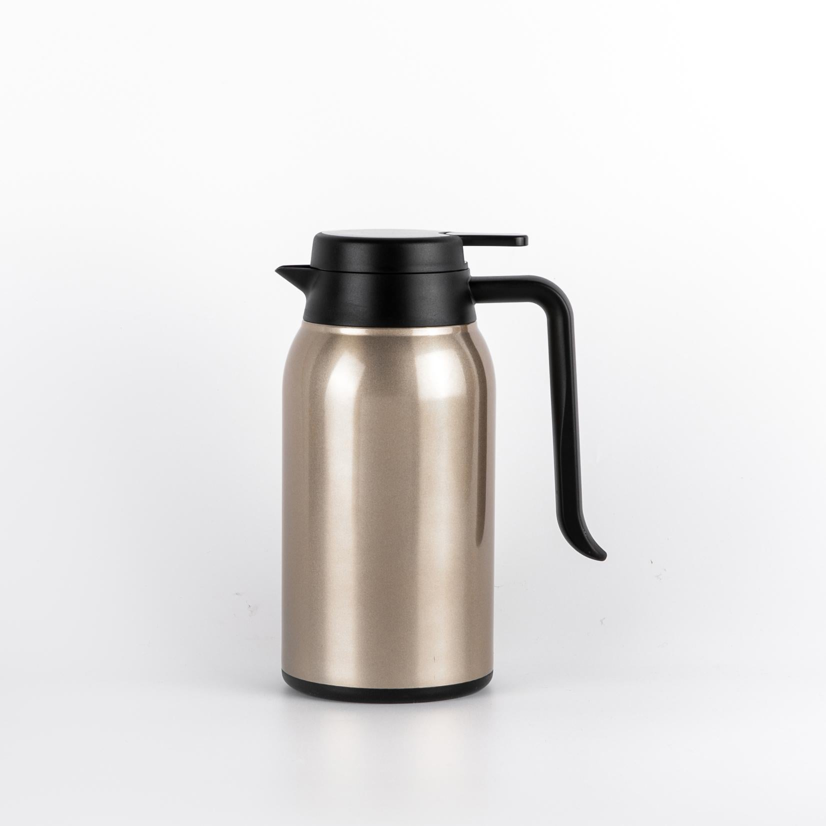 Thermos isotherme <br> 1 litre Gold | Inox Ecologie