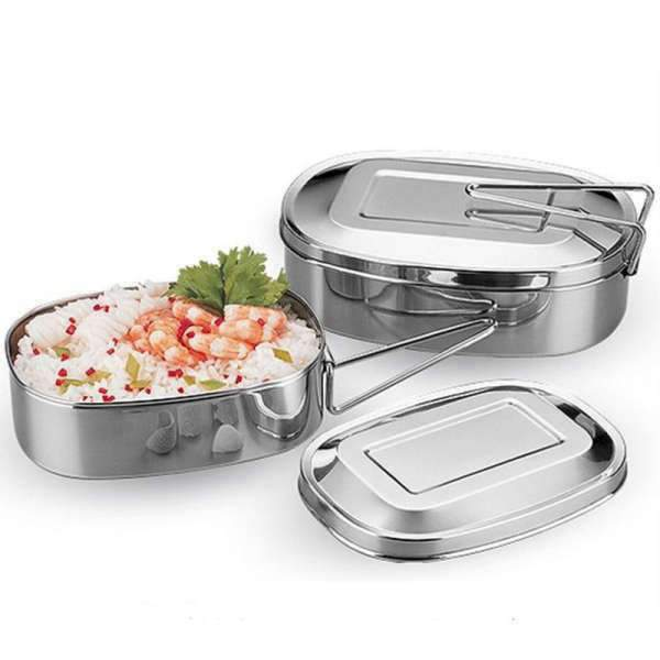 Tupperware inox  650ml