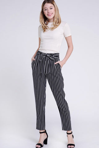 Stephenville Striped Pant