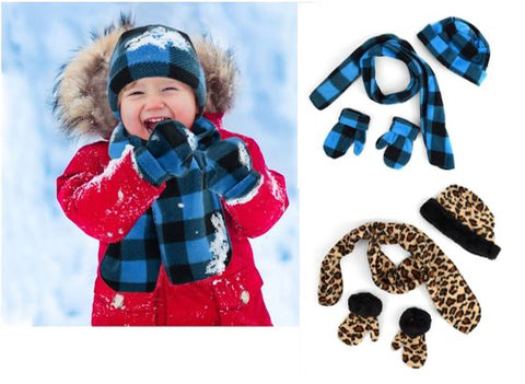 Childrens Winter Set