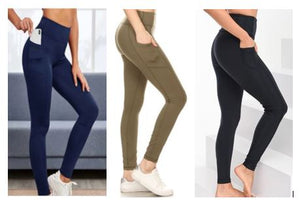 PLUS Super Soft Legging with Pocket