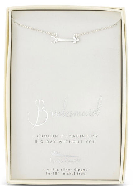 Bride's Best Day Ever Necklace