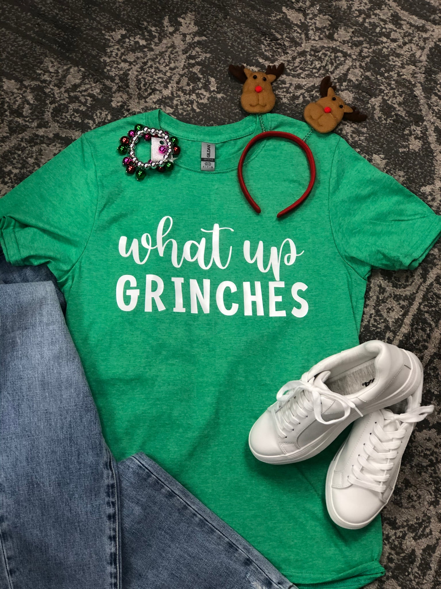 Whats Up, Grinches?