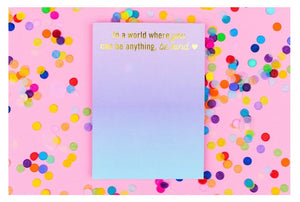 Be Kind Notepad