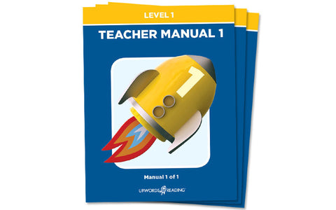 Level 1: Teacher Manuals - Digital