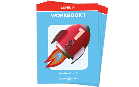 Level 0: Student Workbooks
