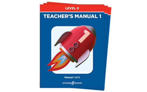 Level 0: Teacher Manuals