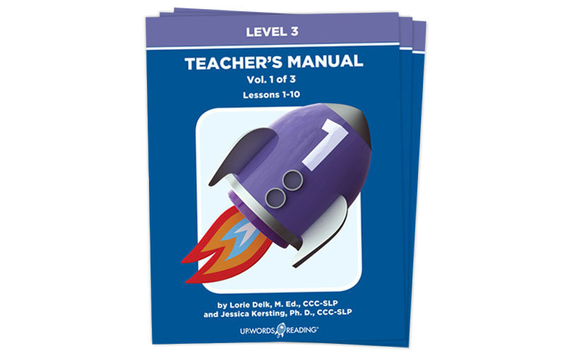 Level 3: Teacher Manuals - Digital