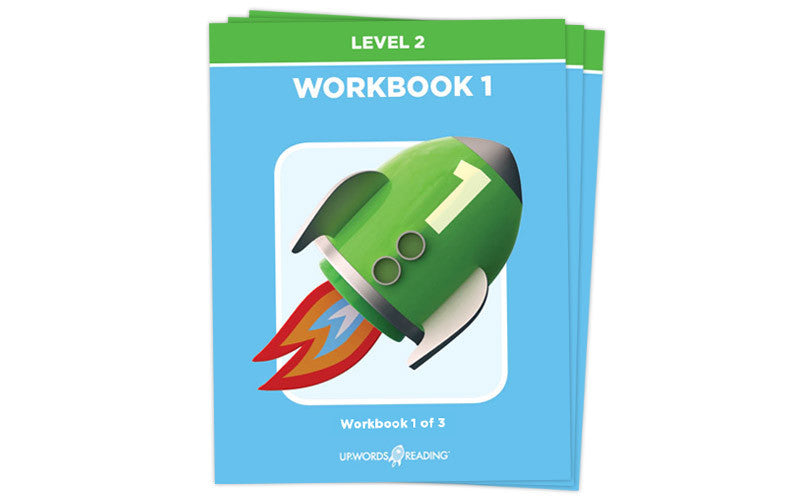 Level 2: Student Workbooks