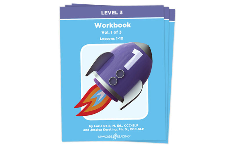 Level 3: Student Workbooks