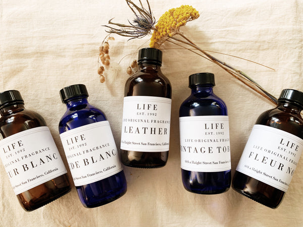 LEATHER Life Original Fragrance (SOLD OUT)