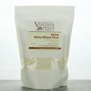 White Wheat Flour - Sifted (2 Pack)