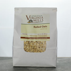 Rolled Oats (2 Pack)