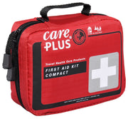 Care Plus COMPACT First Aid Kit Camping - Hiking - Travel - Backpacking -Holiday
