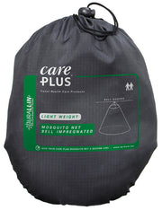 Care Plus Lightweight Mosquito Bell Net 300g midge proof DURALIN IMPREGNATED query