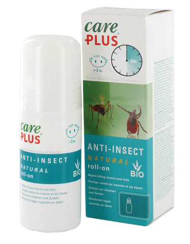 Care Plus Natural Roll on 30% Citridiol (50ml)