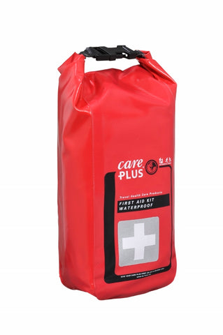Care Plus Waterproof Emergency First Aid Kit Bag Travel Sport Outdoor 1st Drybag