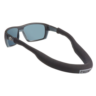 Chums FLOATING Sunglasses retainers [FLOATATION:High NEO MEGA Float][Retainer Colour:Black]