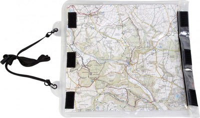Deluxe Soft rubber ROAMER Map case Survival Mapcase DofE Waterproof Highlander