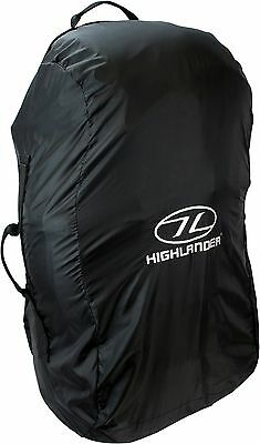 Highlander Large Combo Cover - Black