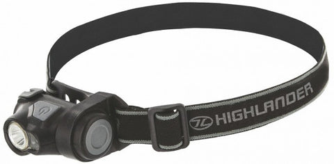 Highlander Torch Shine 3 Watt Cree LED Headtorch